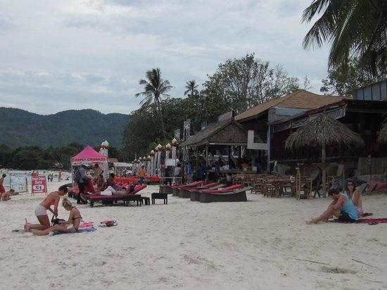 Chaweng Resort: Spiaggia di chaweng