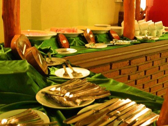 Sabaragamuwa Province, Sri Lanka: Dessert Buffet