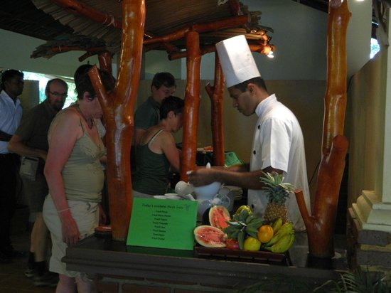 Sabaragamuwa Province, سريلانكا: Dessert Corner