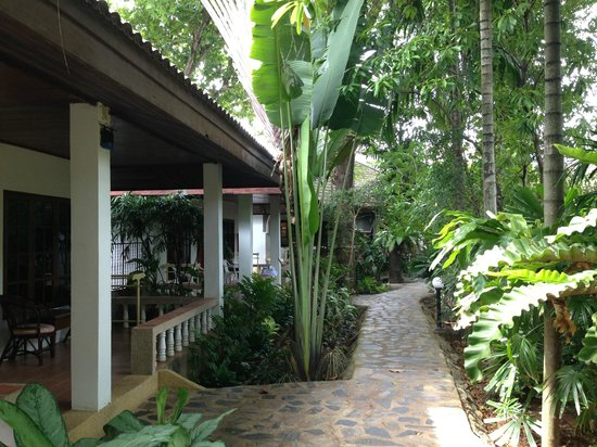 Tropica Resort and Restaurant : Rooms