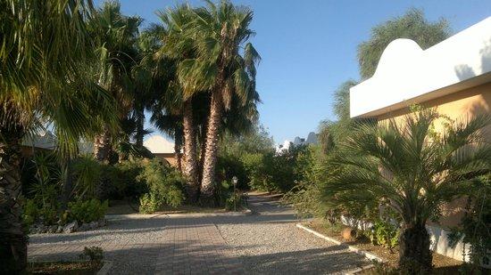 Garden Hotel Ripa: Anlage