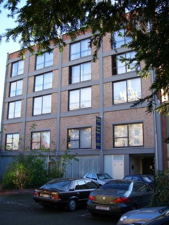 Ambassador Suites Leuven: Residence