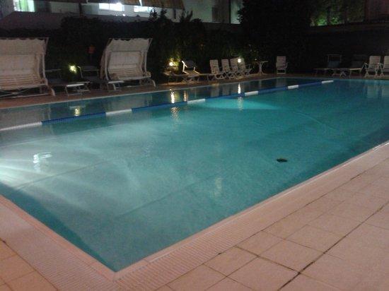 Hotel Lanzoni: la piscina