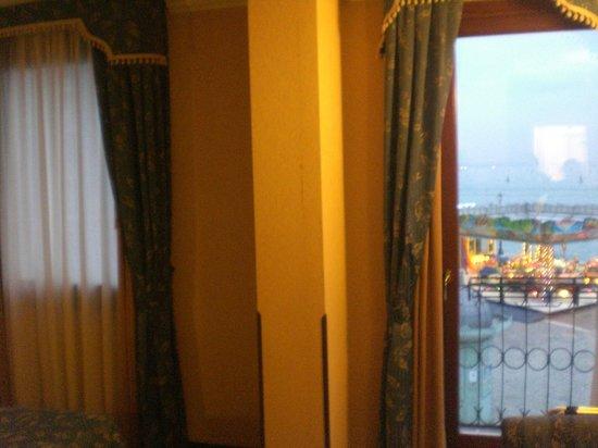 Hotel Ca' Formenta : двухместный номер с видом на лагуну