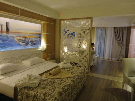 Junior Suite Picture Of Crystal Sunset Luxury Resort Spa