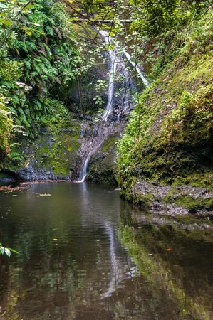 Wigmore's Waterfall: The Falls After Rain in the Dry Season