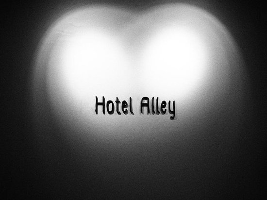 Hotel Alley Hua Hin : Welcome to Hotel Alley