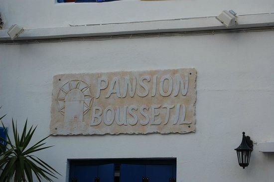Boussetil Rooms: ονομα ξενοδοχειου