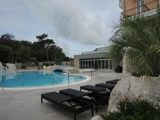 Hotel Carolina: Pool