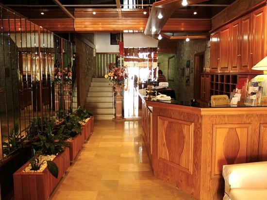 Hotel Elman: Reception