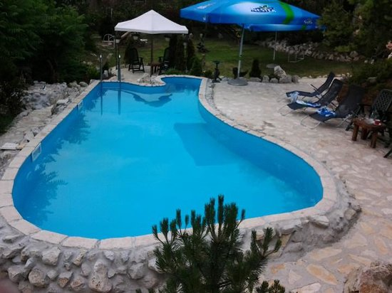 Stara vodenica: bazen