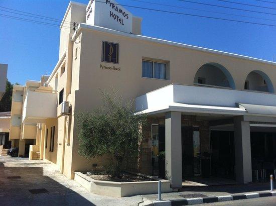 Pyramos Hotel: Perfect pyramos