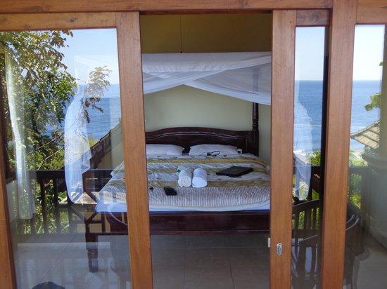 Anugerah Villas: chambre