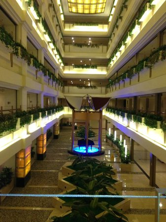Metropark Hotel Shenzhen: Hotel inside view