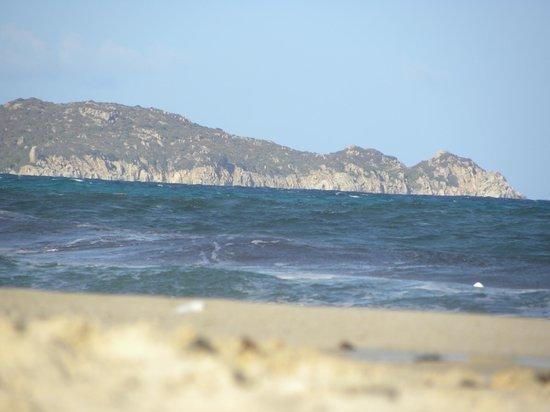 Vista nord foto di spiaggia piscina rei muravera tripadvisor - Spiaggia piscina rei ...
