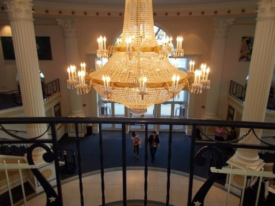 American Music Theatre: upstairs