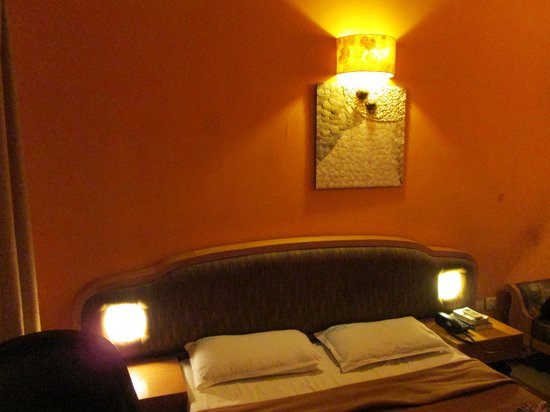 Calangute Residency: Room