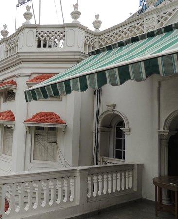 Taj Mahal Hotel, Abids: just a closer view