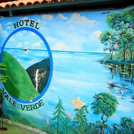 Hotel Vale Verde : eu lá