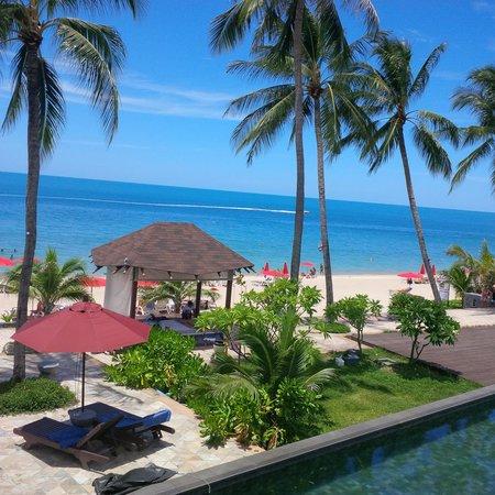 Weekender Resort & Hotel: vue chambre