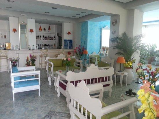 Blue Sea Hotel: lobby