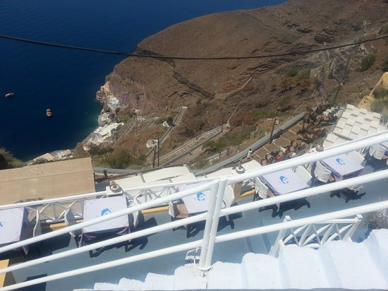 Blue Sea Aparthotel: thira