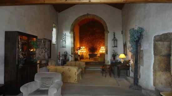 Pousada Convento de Belmonte: Lounge