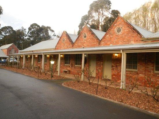 Mercure Ballarat Hotel and Convention Centre: Cabins