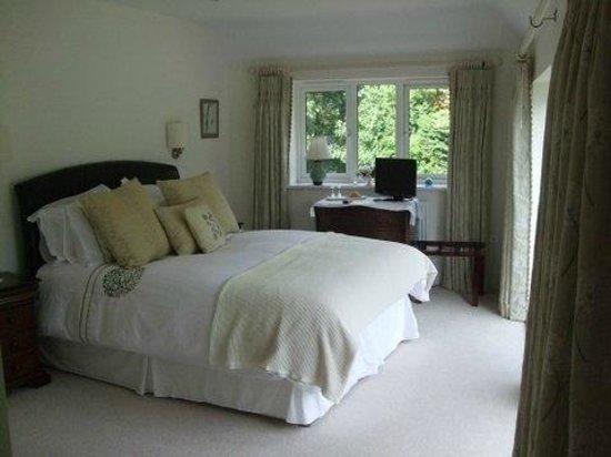 Straightway Head House: Bedroom