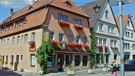 Gasthof Bezold: Rothenburg