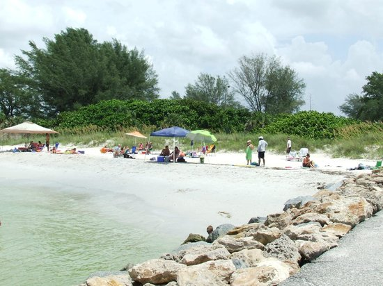 Nokomis Beach: Beach