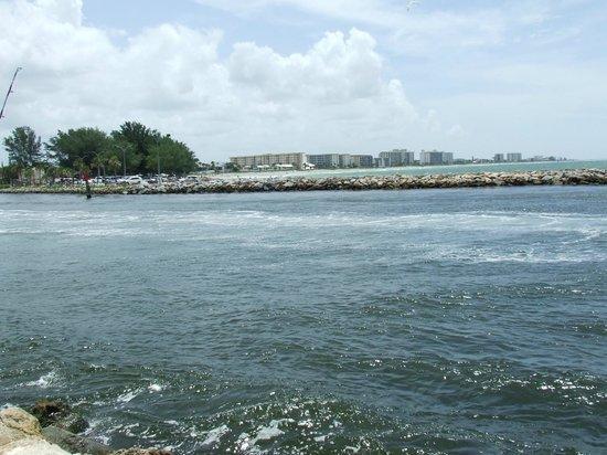 Nokomis Beach: Chanell