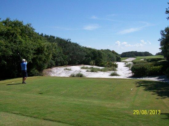 Kiva Dunes Golf Club: Par3
