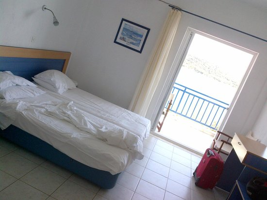 Assa Inn: room with seaview