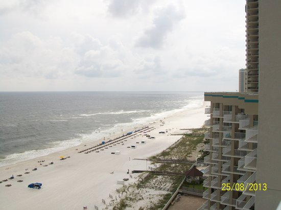 Escapes! to the Shores: Balcony View --1700 sq ft-