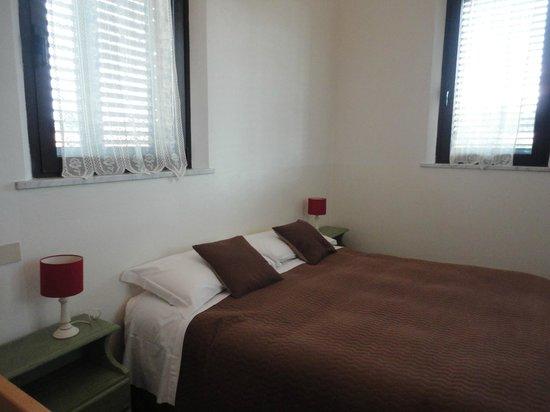 Soggiorno Lo Stellino: Room upstairs in loft