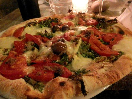 Pizzeria Vecchia Taormina: Pizza