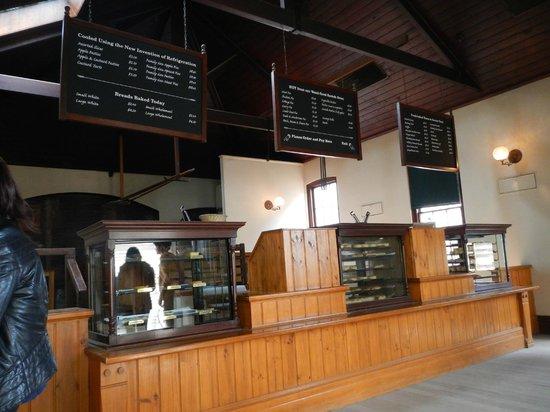 Sovereign Hill: bakery
