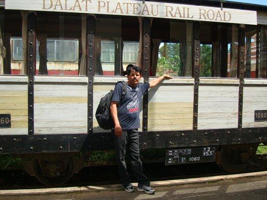 TTC Hotel Premium - Dalat: The Old Dalat Rail Station