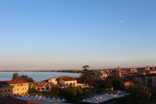 Hotel Bonotto : View at sunset