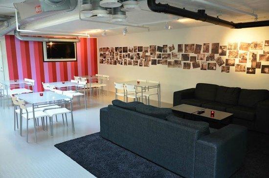 Stockholm Hostel: Dining Area