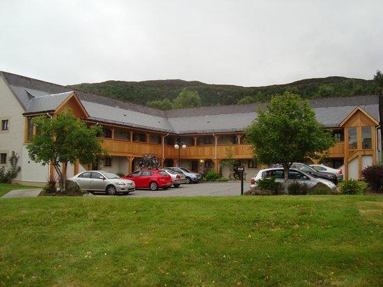 Scandinavian Village: Car park