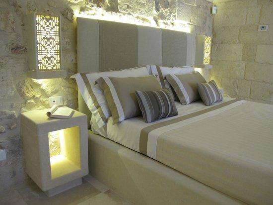 Corte dei Granai: letto suite