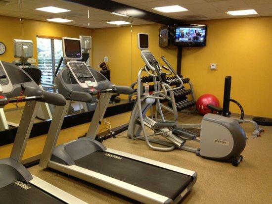 Hilton Garden Inn Calabasas : Fitness Center