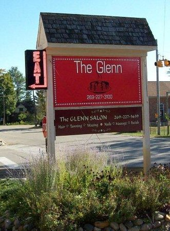 The Glenn Sign