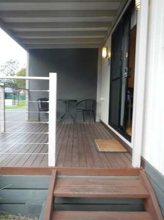 Discovery Parks - Geelong: deck
