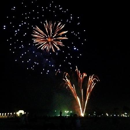 Friday Night Fireworks at Hilton Hawaiian Village Waikiki Beach Resort: WoW!