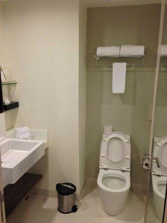 Miraculous Bathroom Picture Of Seda Abreeza Davao City Tripadvisor Bralicious Painted Fabric Chair Ideas Braliciousco
