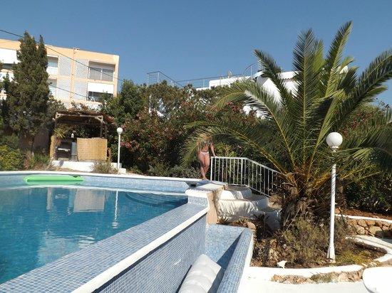 Beach Bungalows at Cala Gracioneta: Pool