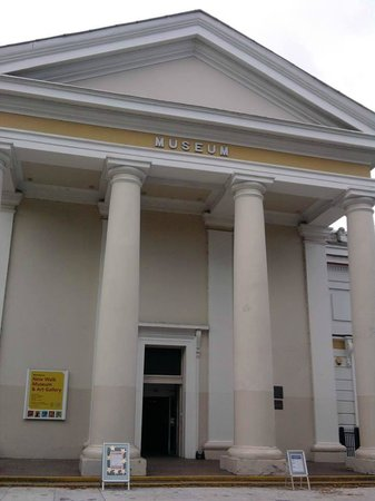 New Walk Museum and Art Gallery: New Walk MUseum